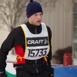 Skiing 90 km - Daniel Strandell (15733)