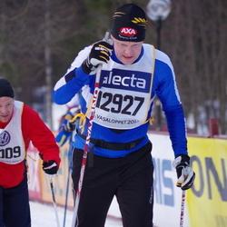 Skiing 90 km - Anders Thulin (12927)