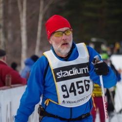 Skiing 90 km - Åke Jonsson (9456)