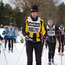 Skiing 90 km - Christer Söderström (10670)