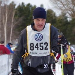 Suusatamine 90 km - Arne Johansson (8452)