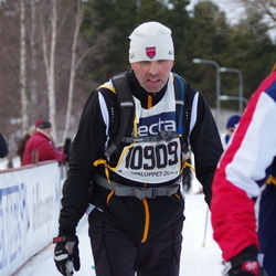Skiing 90 km - Erling Grimstad (10909)