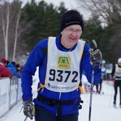 Skiing 90 km - Eddy Noresson (9372)