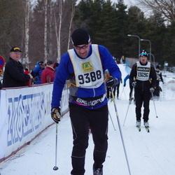 Skiing 90 km - Anders Englund (9388)