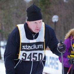 Skiing 90 km - Anders Olsson (9450)