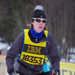 Skiing 90 km - Jenny Börjesson (18353)