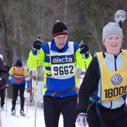 Skiing 90 km - Andreas Andersson (9669)