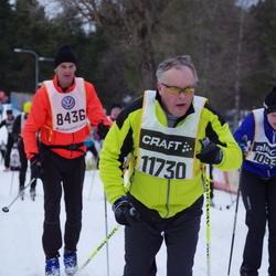 Skiing 90 km - Bjarne Norrgård (11730)