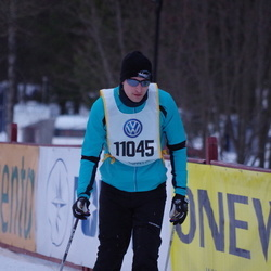 Skiing 90 km - Andreas Gustavsson (11045)