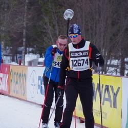 Skiing 90 km - Anders Blomqvist (12674)
