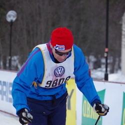 Skiing 90 km - Henrik Christensen (9808)