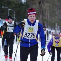 Skiing 90 km - Henrik Karlsson (9275)