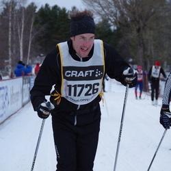 Skiing 90 km - Dennis Wasberg (11726)
