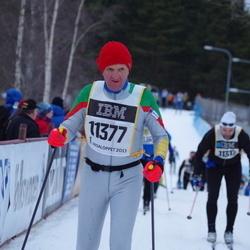 Skiing 90 km - Andrea Acquaderni (11377)