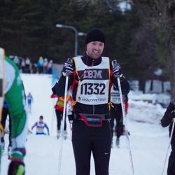 Skiing 90 km - Daniel Åström (11332)