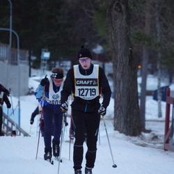 Skiing 90 km - Albin Johansson (12719)