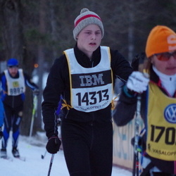 Skiing 90 km - Christian Damgaard (14313)