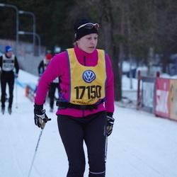 Skiing 90 km - Caroline Olsson (17150)