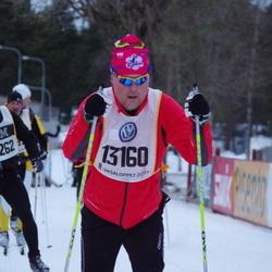 Skiing 90 km - Christer Edlund (13160)