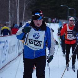Skiing 90 km - Christer Moberg (15126)
