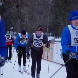 Skiing 90 km - Anders Niklasson (8282)