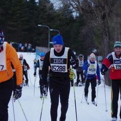 Skiing 90 km - Alexander Larsson (15288)