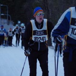 Skiing 90 km - Anders Olofsson (10241)