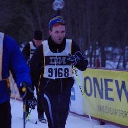 Skiing 90 km - Anders Franzén (9168)