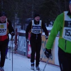 Skiing 90 km - Fredrik Hinders (12938)