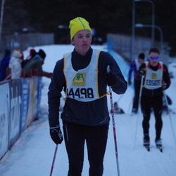 Skiing 90 km - Charlie Elf (14498)
