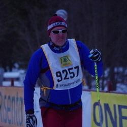 Skiing 90 km - Anders Svensson (9257)