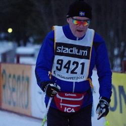 Skiing 90 km - Jarl Andersson (9421)