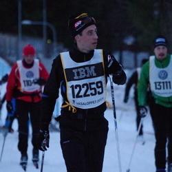 Skiing 90 km - David Lönn (12259)