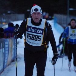 Skiing 90 km - Jan Wikskär (15885)