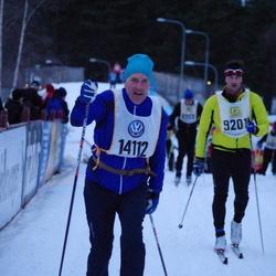 Skiing 90 km - Alan Berry (14112)