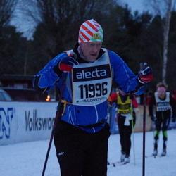 Skiing 90 km - Anders Svensson (11996)