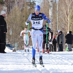 Skiing 90 km - Björn Hänninen (246)