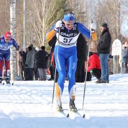 Skiing 90 km - Henrik Sollie (97)
