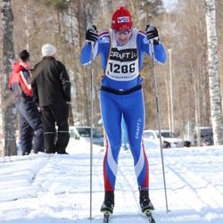 Skiing 90 km - Henrik Eriksson (1286)