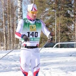 Skiing 90 km - Fredrik Sätter (140)