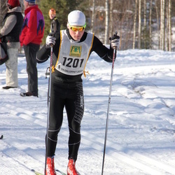 Skiing 90 km - Eivind Haakenstad Godli (1201)