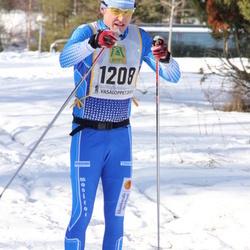 Skiing 90 km - David Flinkfelt (1208)