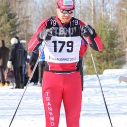 Skiing 90 km - Christian Olsson (179)