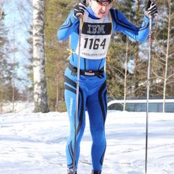 Skiing 90 km - Jan-Erik Solheim (1164)