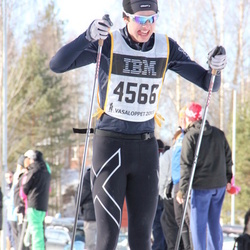 Skiing 90 km - Albin Andersson (4566)
