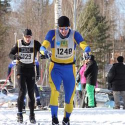 Skiing 90 km - Christer Stefansson (1129), Robert Nordström (1248)