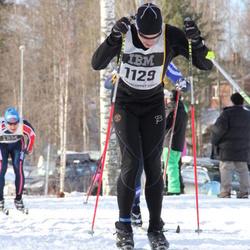 Skiing 90 km - Christer Stefansson (1129)