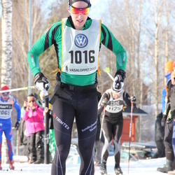 Skiing 90 km - Anders Boström (1016)