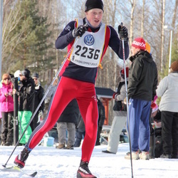 Skiing 90 km - André Basteskår (2236)