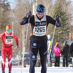 Skiing 90 km - Eirik Bjerregaard (1134), Jan Mattsson (1265)